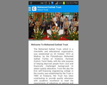 Mohamed Sathak Trust